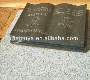 Bible Headstone Buy Book Headstone Book Style Headstone