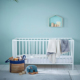 Modern Design New Born Baby Infant Bed Cribs