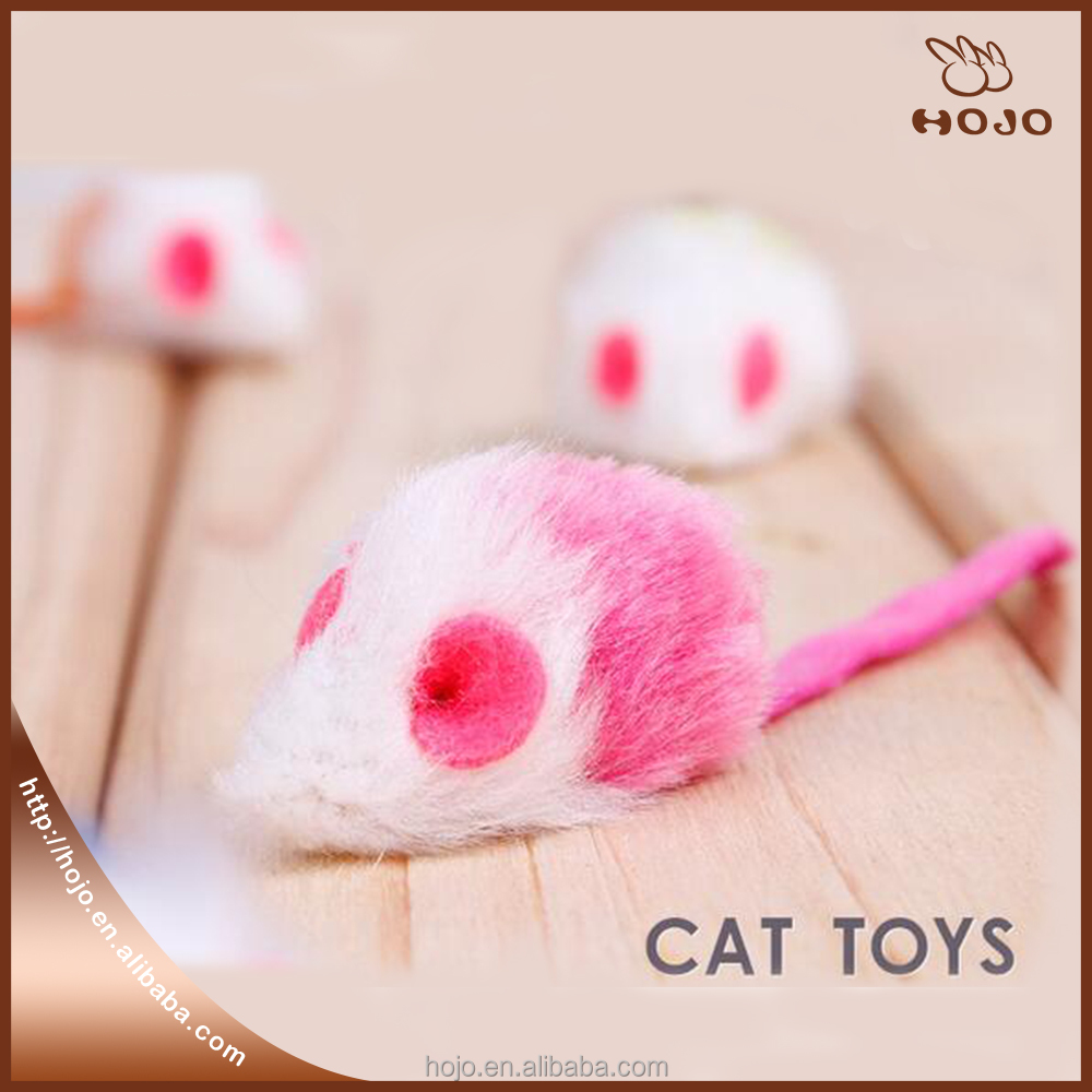 Mix colors Mouse Toys for Pets Cat Playing False Mouse Pet Cat Toys