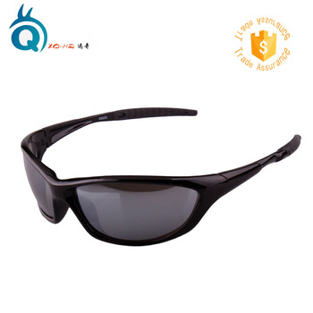 OEM high quality silver wrap mountain bike sport sun glasses sunglasses with your logo unbreakable sports glasses factory
