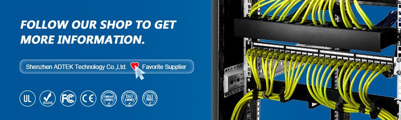 Nhà Máy Sản Xuất 24AWG UTP CAT8 Mạng Ethernet Cable