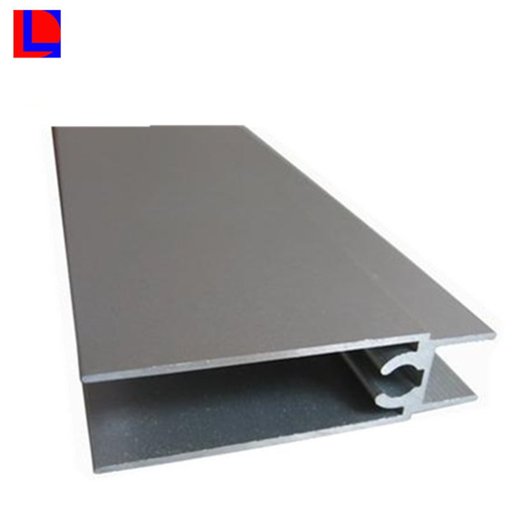 Customized pvc extrusion profile aluminum used for kitchen fitting