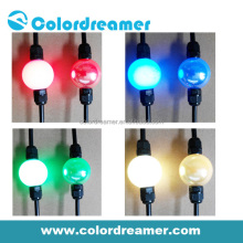 Pixel pitch can be customized dmx 3d ball led for chirsmas decoration