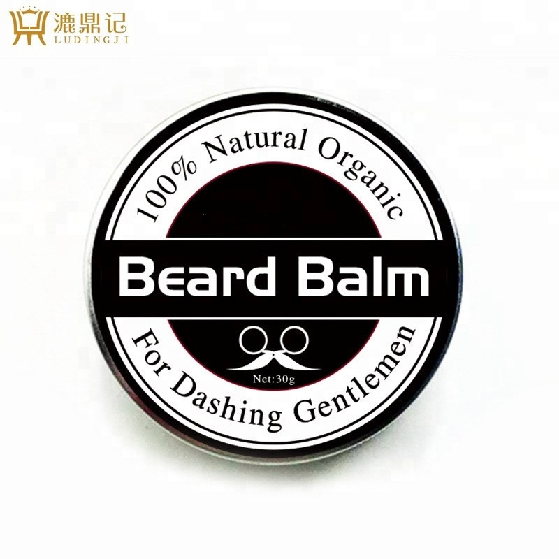 Aftershave Baard Balsem Snor Wax Baard Wax Smoothing Heren Baard Zorg