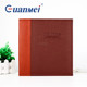 GuanMei PU Leather Post Bound Self Adhesive Photo Album With 20 Sheets album photo