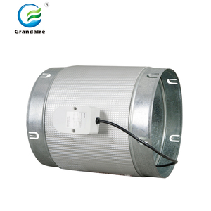 Electric Air Duct Motor Damper