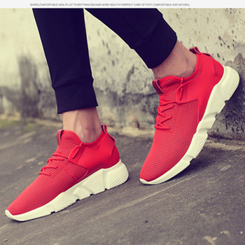 Amazon Top Sale 2018 Mens Sports Shoes Casual Sneakers Women Thick