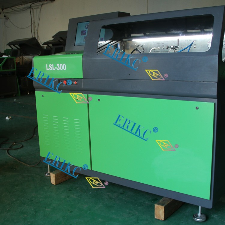 Professional diesel engine common rail test bench diesel injection pump test bench for fuel injectors