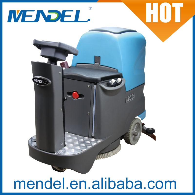 Mendel MBD60 Cost-effective tennis court sweeper,ride on street sweeper car