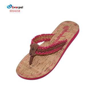 fa39a0149 Ladies Women Slightly Wedge Heel Slippers - Buy Women Wedge ...