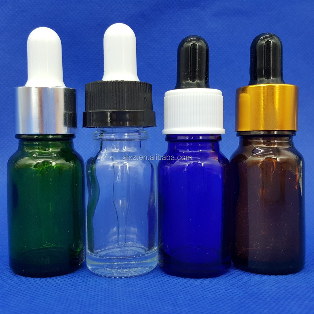 clear ecig glass dropper bottle manufacturers