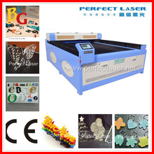 China production 60w 80w 100w 120w 150w Garment / Wood / Craft /acrylic laser engraving cutting machine best price PEDK-160260