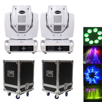 230w 7r white beam spot dj moving head with flycase