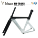 carbon frameset chinese carbon bike frame T800 carbon fixed gear frame