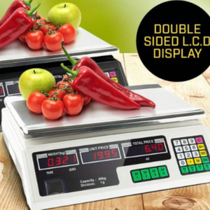 30kg/40kg electronic digital price computing weighing scale