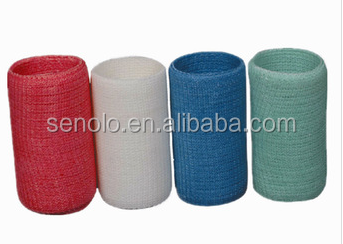 5 & 6 inch Adults arms and legs surgical orthopaedic casting tape bandage fiberglass