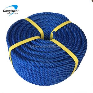 PE/Polyethylene fishing net rope/twine/fish net floating rope