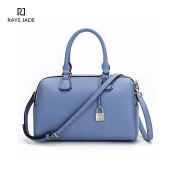71993d2e3ea8 China supplier 2018 stylish factory custom designer leather bag women  handbag