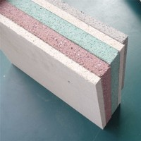 flame retardant square adge moisture resistant vermiculite fireproof mgo board
