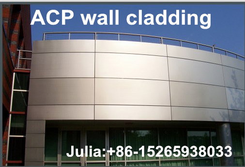 China Supplier Acp Wall Panel Wall Cladding For Building Wall ...