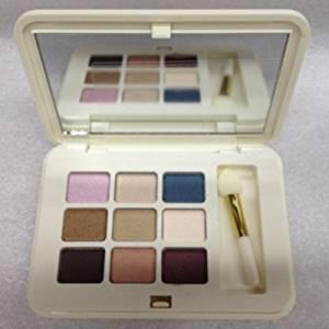 Estee Lauder Pure Color Eye Shaow Pallets/Twinkle Pink Metallic/Waves/Hot Cinnamon Shimmer/Khakis/Lavish Mink Matte/Raisins