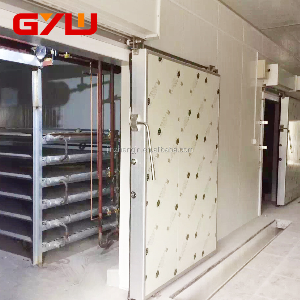 china supplier PU sandwich panel cold storage room for fruits and vegetables