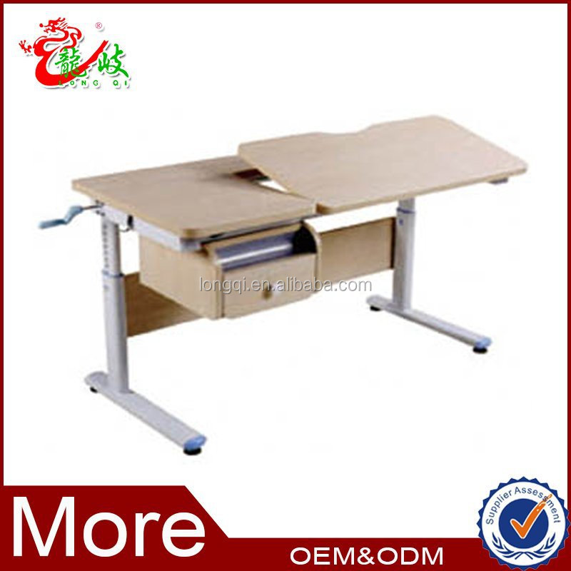 kids studying table writing desk student table S-002D