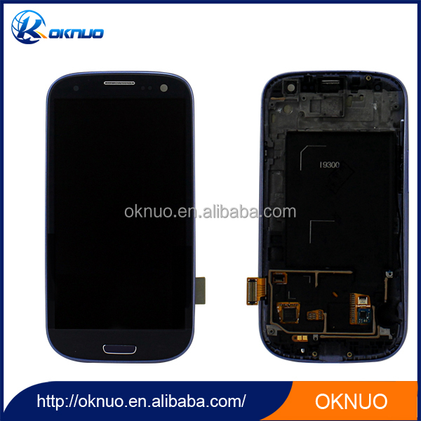 Mobile Phone Accessories LCD Touch Screen for Samsung Galaxy S3 Neo i9301