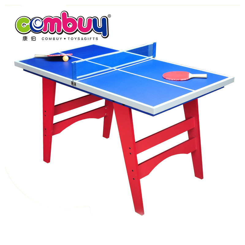 Sport game mini set kids paly faciliteiten apparatuur tafeltennis