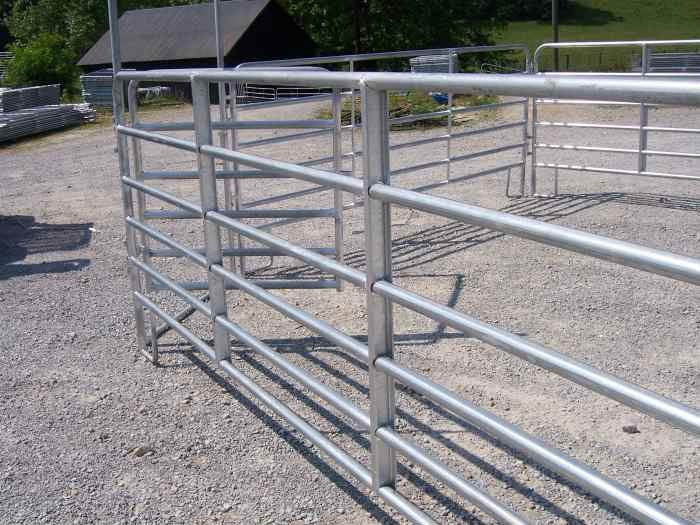 Anping Factory Used Horse Gate Corral Pipe Panels/ Livestock Metal Fence  Panels/ Used Horse Gate Corral Pipe Panels - Buy Used Horse Gate Corral  Pipe