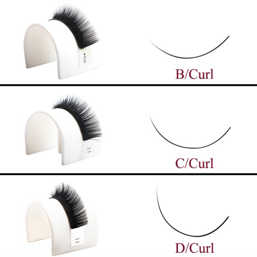 3D 5D Individual Lashes C D Curl 0.07mm 8-14mm Mixed Tray 3D Lash Extensions 8mm 10mm 11mm Flares Eyelashes