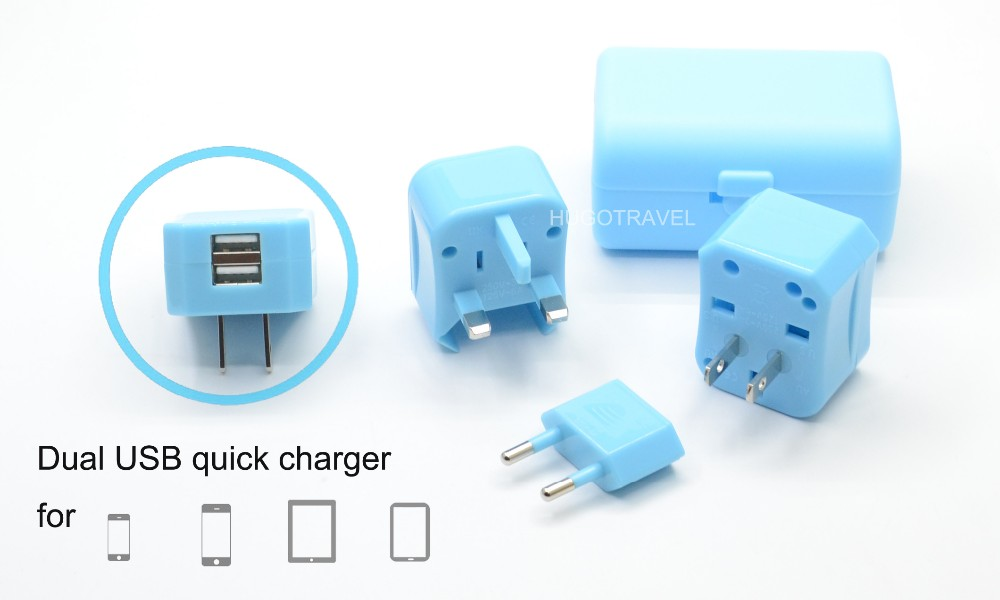 Brand-new Multifunction Usb Travel Adapter Universal Power Outlet ...