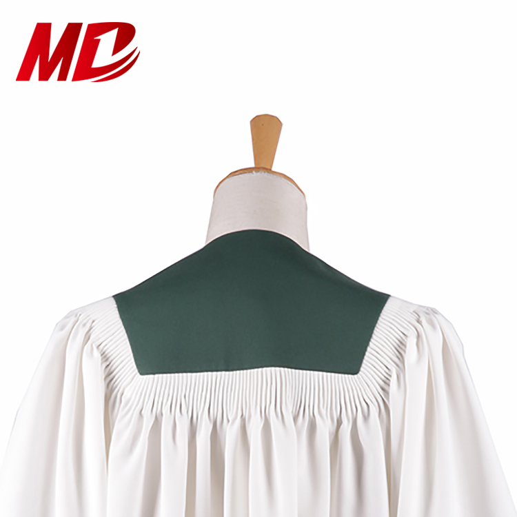 Wholesale Custom Chorister Choir Uniform with Cuff Sleeve