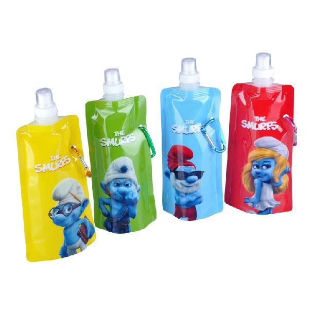 480ml Cartoon Wizard Portable Drink Bag Plastic Travel ...