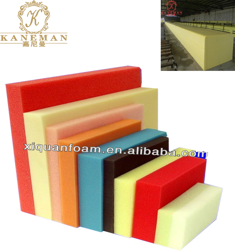 Foam High Density Mattress Sheets