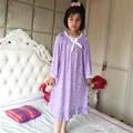 Nightgowns for Kids Modal pajamas Robe Long Nightdress children lounge Nightwear Girl