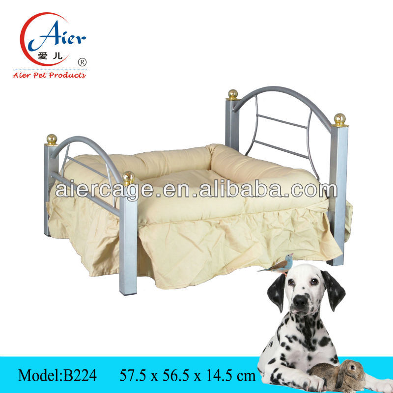 small metal dog bed wholesale