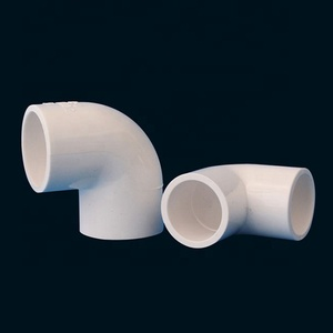 PVC 90 Degree Elbow Bend Pipe