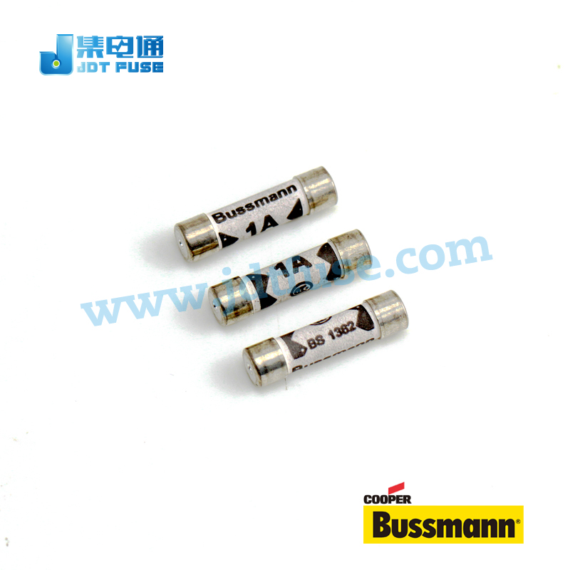 Bussmann BS1362 1A 240V 6X25mm ceramic fuse