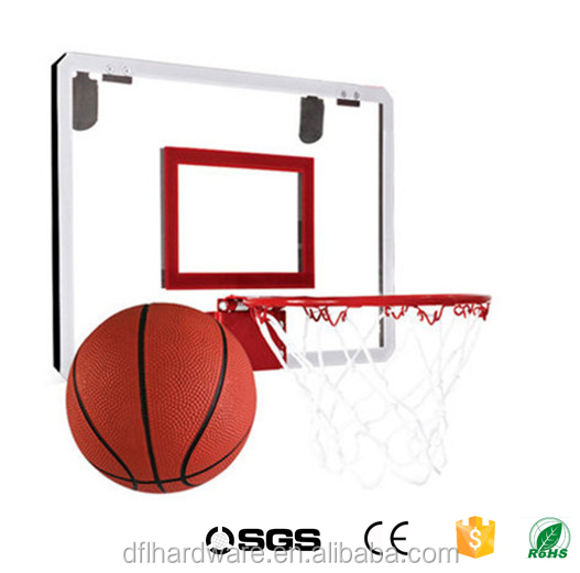 Mini basketball hoop indoor for home or office