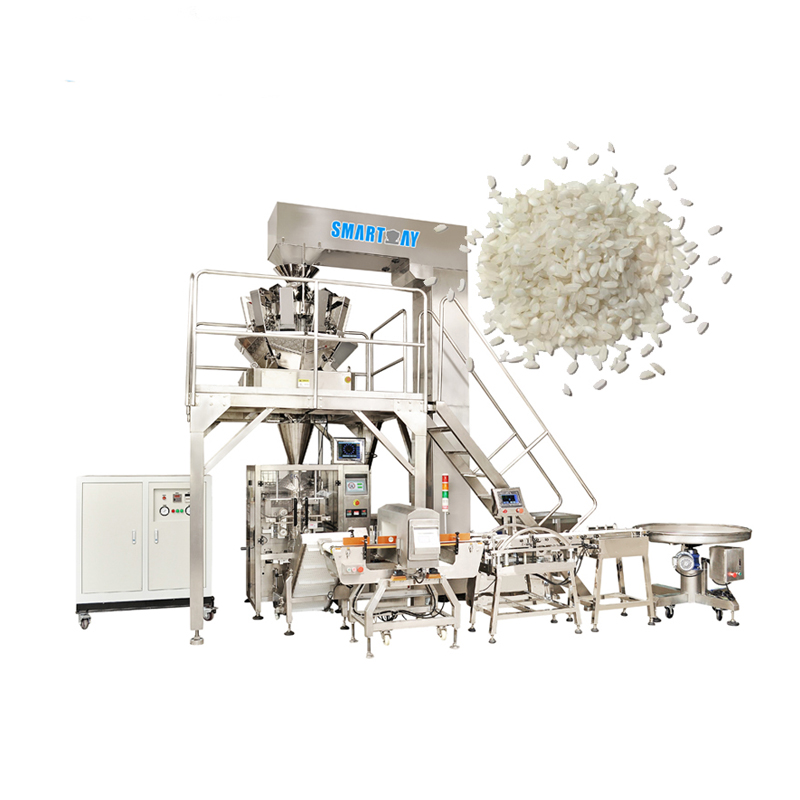 SW-PL1 1 kg 5 kg De Riz Vertical Machine D'emballage