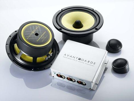 Avant Garde Valeraine Active Component Speakers