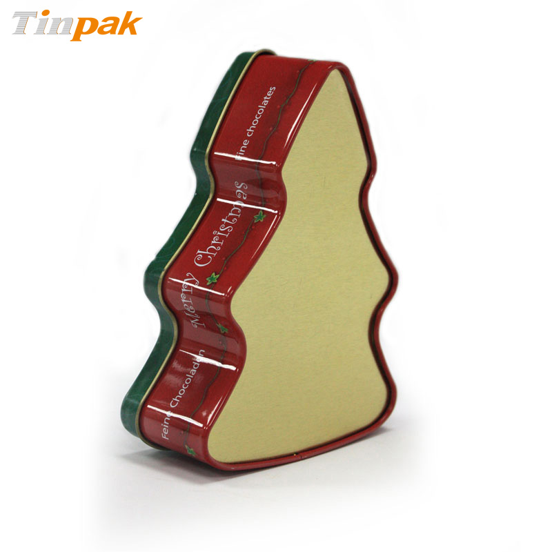 dongguan wholesale unique tin box for cookies