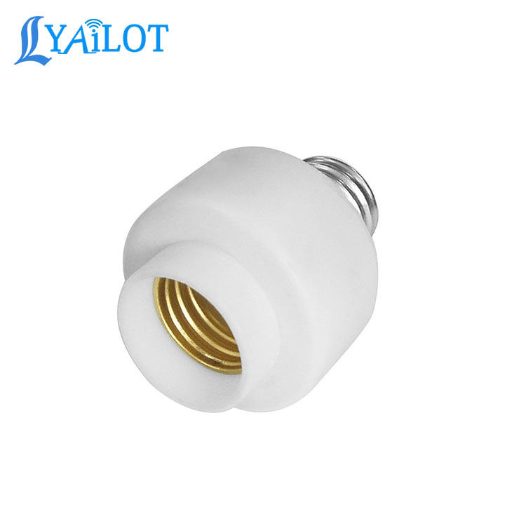 Smart WiFi Light Bulb <strong>Socket</strong> Smart <strong>E27</strong> E26 Light Bulb <strong>Adapter</strong> Smart Remote Control Light Lamp Bulb Holder