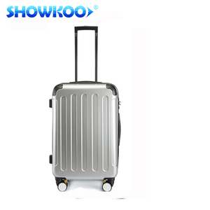 Fashion Travel Luggage Bag 18'' Modern 4 Piece Luggage Set With Spinner Wheels Part