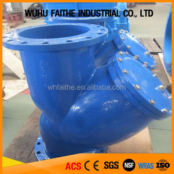 China Suppliers Y Strainer Ss304 Screen