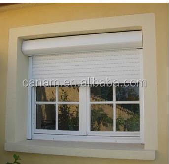 OEM window metal rolling shutter design
