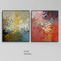 Abstract oil paintings original