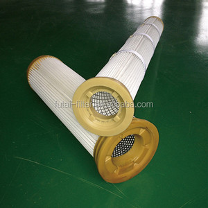 High Quality PU Water and Oil Repellent Treatment Filter Cartridge