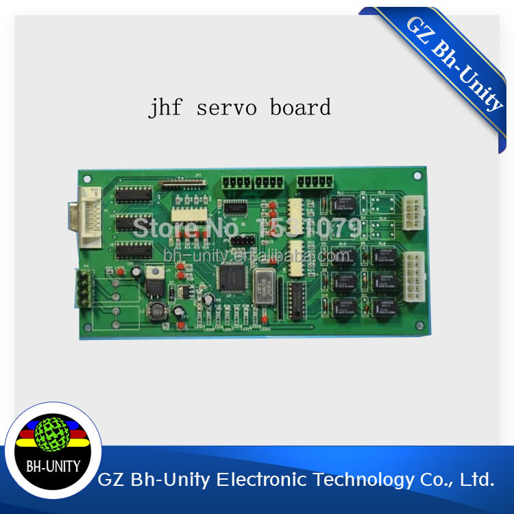 Brand new!!Outdoor inkjet printer spare parts JHF printer Servo motor driven board motor control board on selling